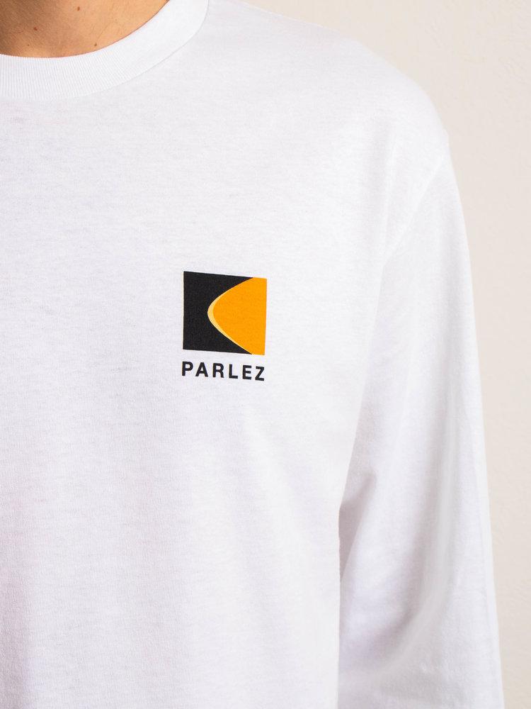 PARLEZ PARLEZ Coastal Longsleeve White