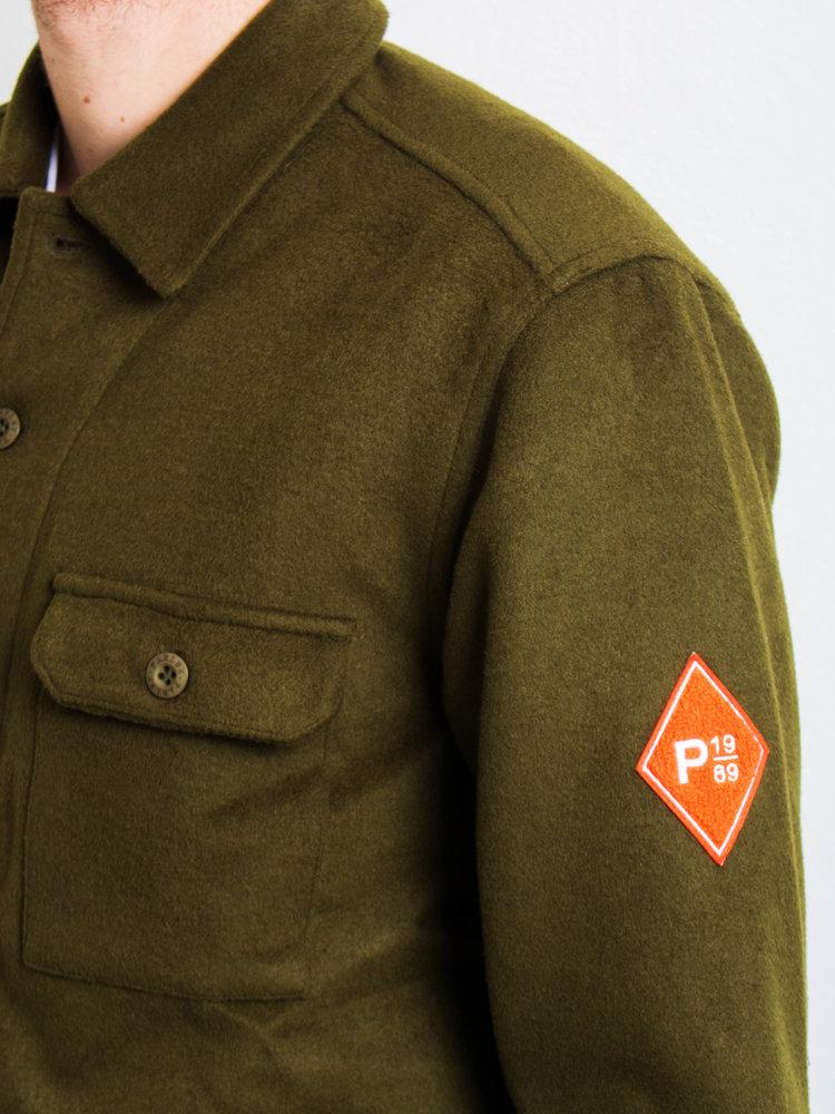 PARLEZ PARLEZ Ladona Shirt Khaki