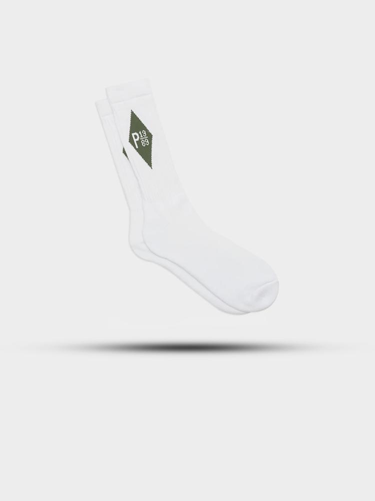 PARLEZ Zulu Socks Khaki