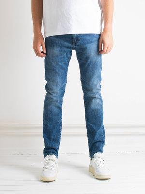 Edwin Jeans Edwin Jeans ED-80 Slim Tapered CS Yuuki Blue Denim Tamiko Wash
