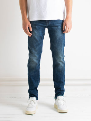 Edwin Jeans Edwin Jeans ED-80 Slim Tapered CS Yuuki Blue Denim Takeo Wash