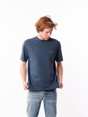Samsøe Samsøe Norsbro T-Shirt Orion Blue
