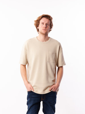 Samsøe Samsøe Ratano T-Shirt Overcast