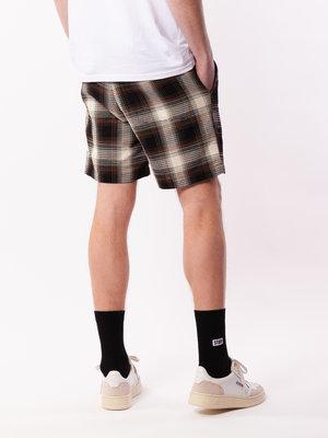 Samsøe Samsøe Sennan Shorts Black Check