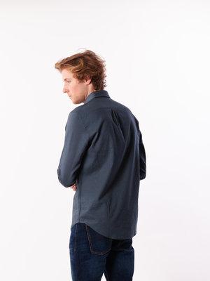Samsøe Samsøe Liam BA Shirt Orion Blue