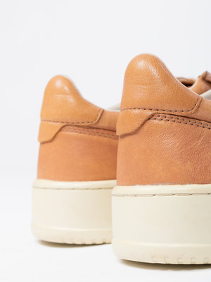 Autry Action Shoes Autry 01 Medalist Goat Leather Rum