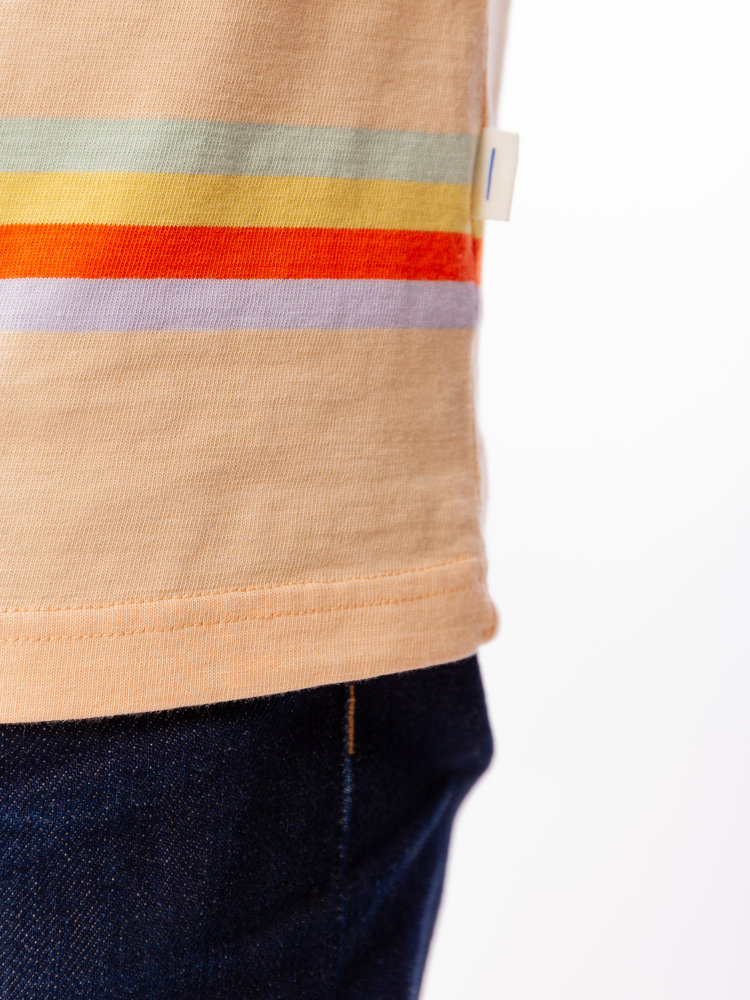Castart Castart Fire Cracker T-Shirt Salmon