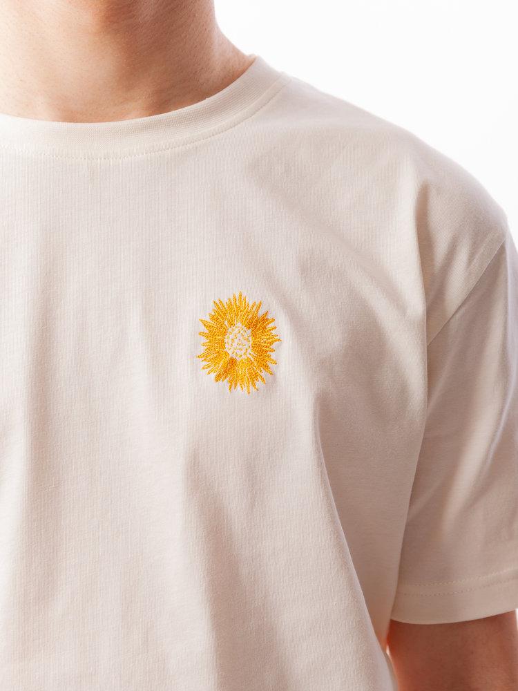 Castart Castart Marigold T-Shirt Ecru