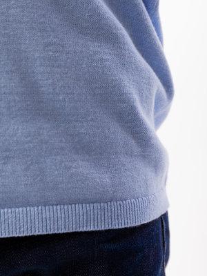 Castart Castart Topolino Knitted Polo Light Blue