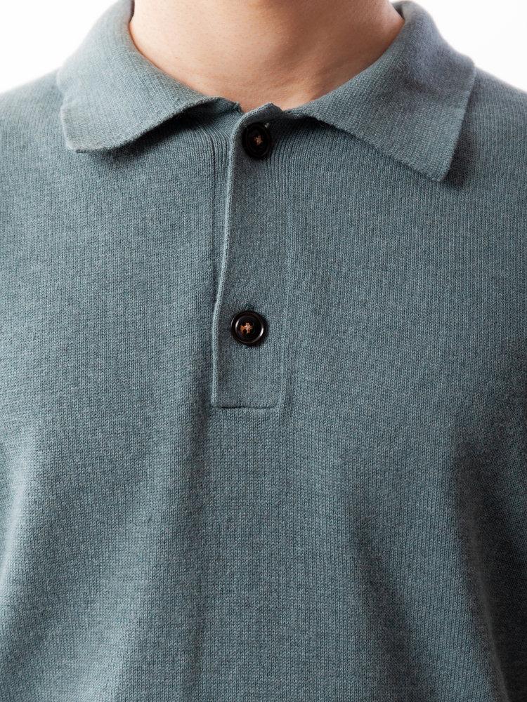 Castart Topolino Knitted Polo Green