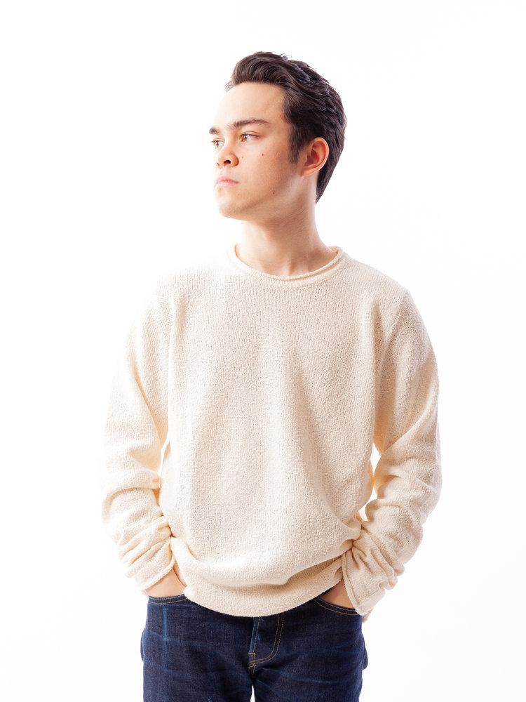Castart Castart Ghost Knitwear Uni Creps Ecru