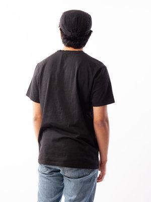 Nudie Jeans Nudie Jeans Roy One Pocket Tee Black