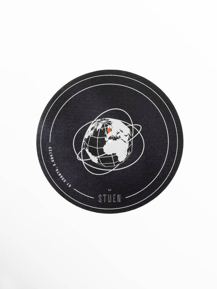 STUEN.Label STUEN.Label World's Fair Slipmat