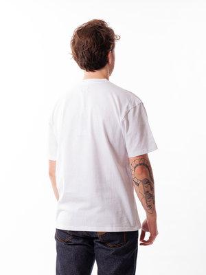 Edwin Jeans Katakana Tee White