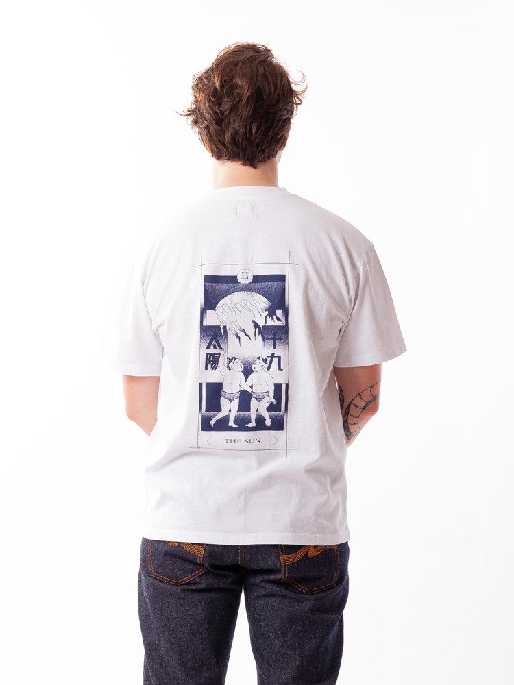 Edwin Jeans Edwin Jeans Tarot Deck Tee White