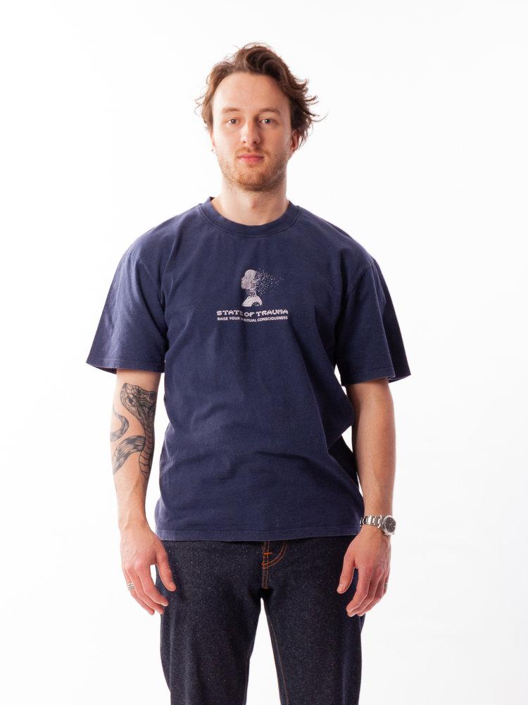 Edwin Jeans Edwin Jeans Inner Self Tee Maritime Blue