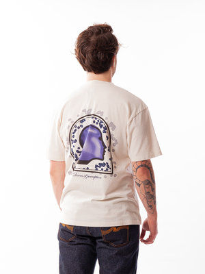 Edwin Jeans Doors Of Perception Tee Whisper White