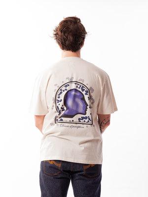 Edwin Jeans Doors Of Perception Tee Whisper White