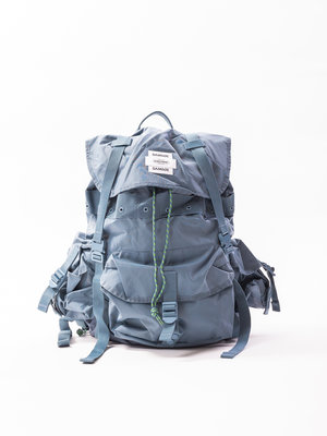 Samsøe Samsøe Eastpack Big Bagpack Blue Mirage