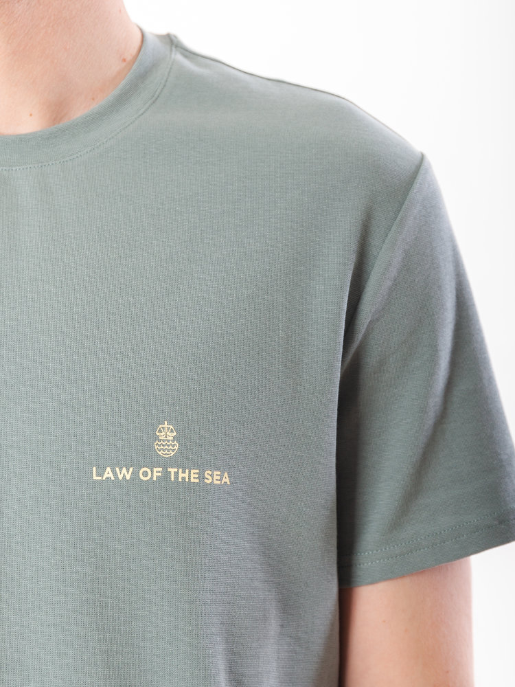 Law Of The Sea Law Of The Sea Veins Teal Ocean