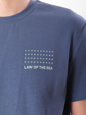 Law Of The Sea Lagoon Seal Blue