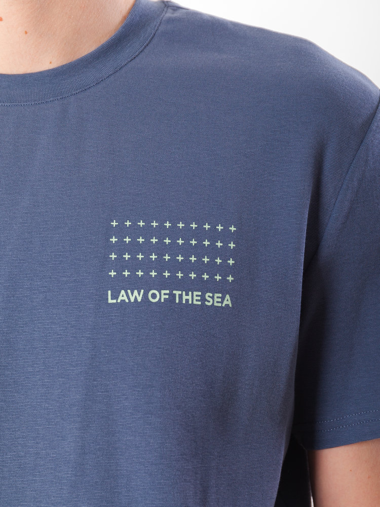 Law Of The Sea Law Of The Sea Lagoon Seal Blue