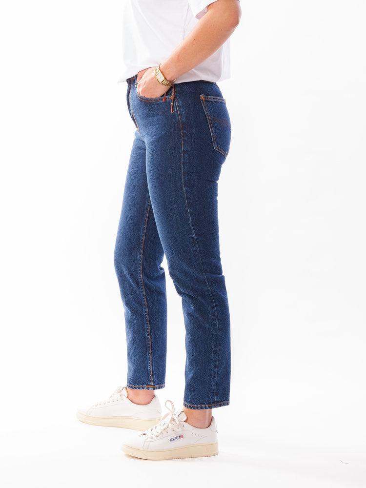 Nudie Jeans Nudie Jeans Breezy Britt Dark Stellar