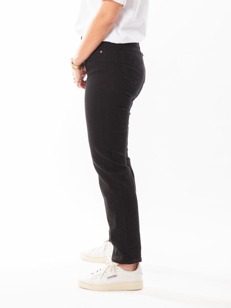 Nudie Jeans Nudie Jeans Straight Sally Ever Black