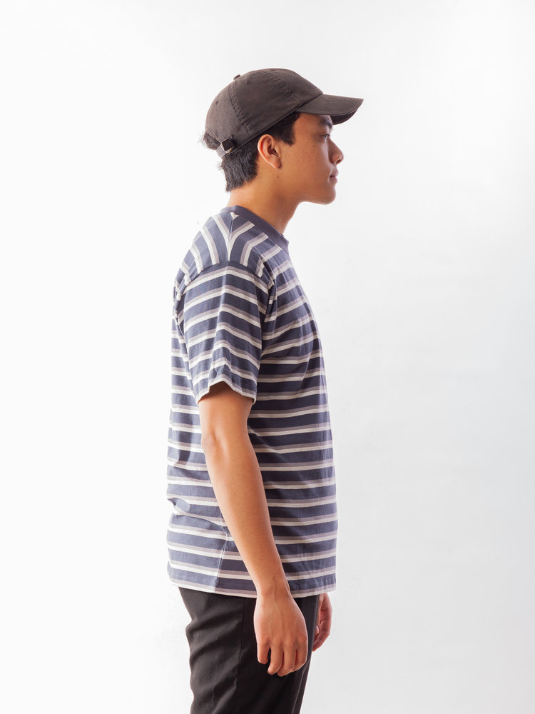 Edwin Jeans Quarter Tee French Navy