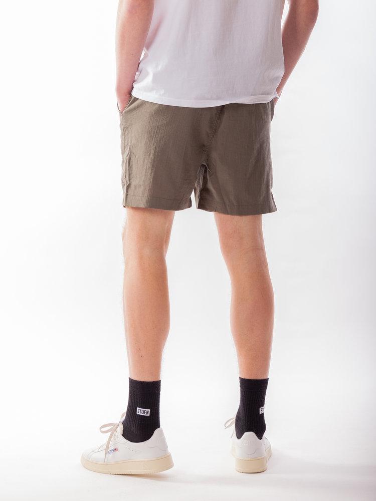 Plain Turi Shorts Army