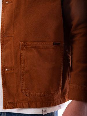 Nudie Jeans Barney Canvas Cinnamon