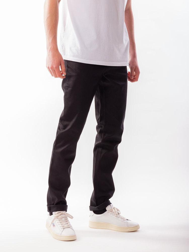 Nudie Jeans Nudie Jeans Steady Eddie Dry Ever Black