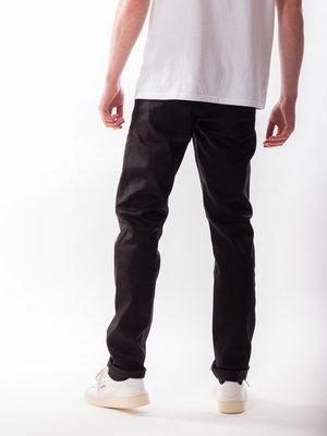Nudie Jeans Steady Eddie Dry Ever Black