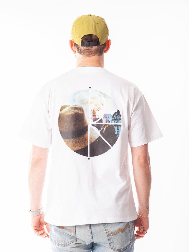 Polar Skate Co. Polar Skate Co. Notre Dame Fill Logo Tee White