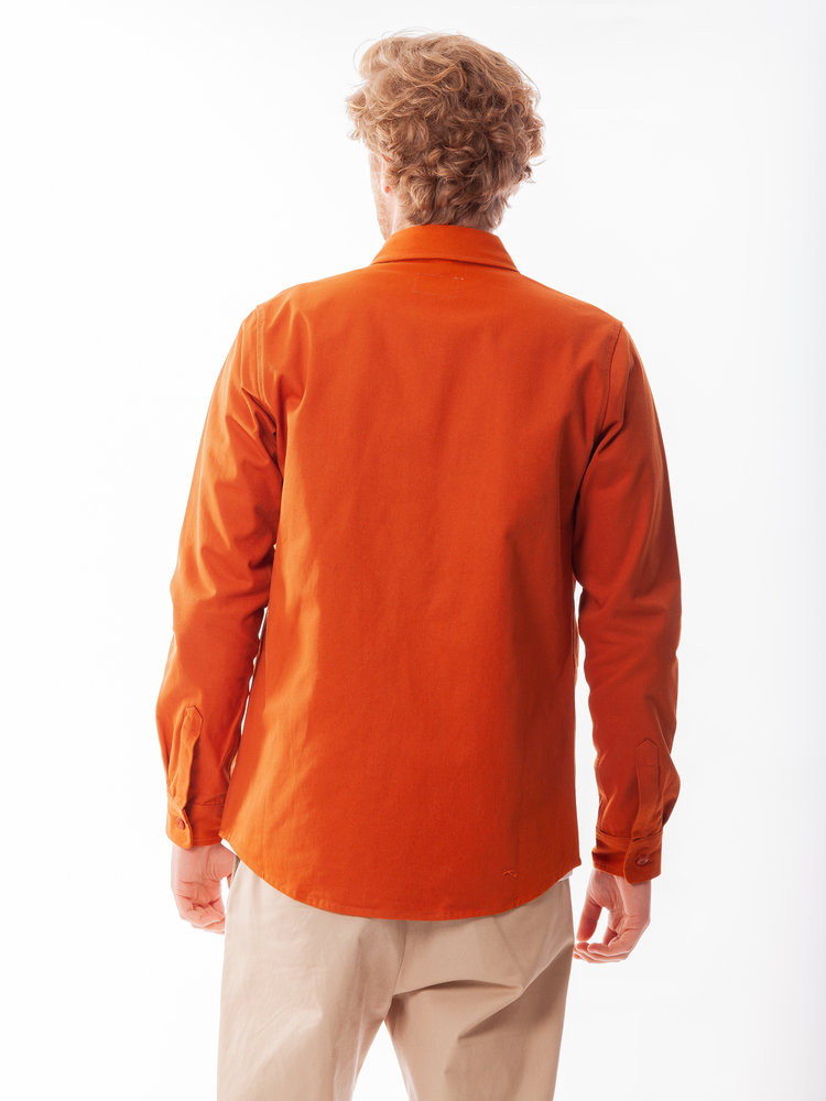 PARLEZ Pape Shirt Brick