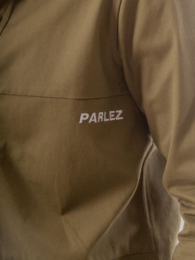 PARLEZ PARLEZ Pape Shirt Khaki