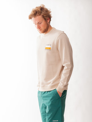 PARLEZ Westerly Pullover Sand