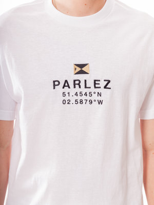 PARLEZ PARLEZ Prospect Tee White