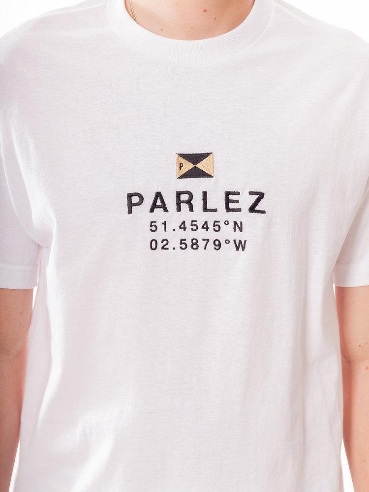 PARLEZ Prospect Tee White