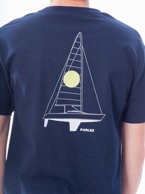 PARLEZ PARLEZ Mirage Tee Navy