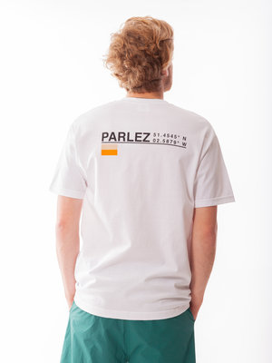 PARLEZ Westerly Tee White