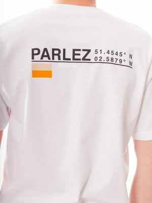 PARLEZ PARLEZ Westerly Tee White