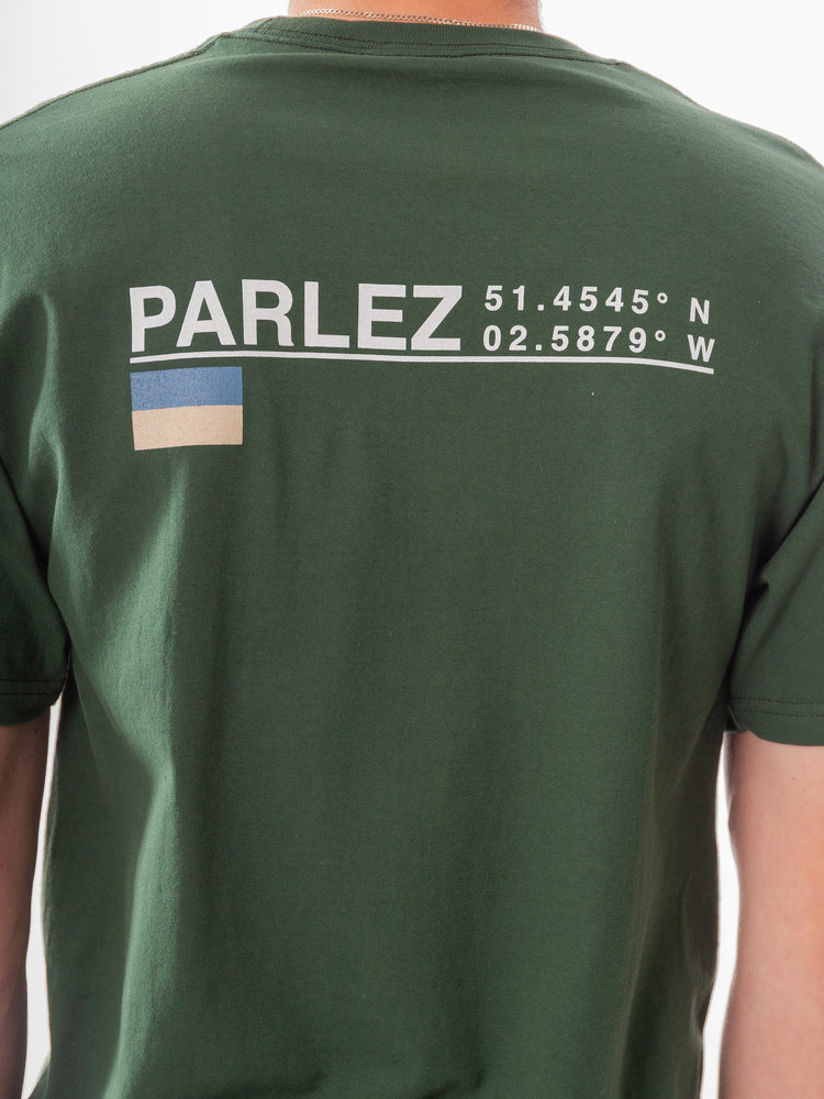 PARLEZ PARLEZ Westerly Tee Forest