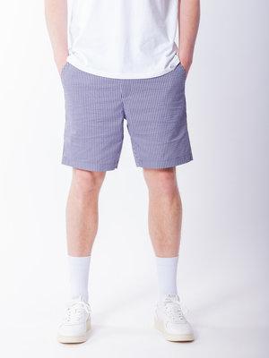 John Striped Shorts Blue