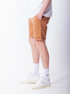 Dstrezzed Lancaster Shorts Coconut Brown