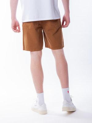 Nudie Jeans Nudie Jeans Luke Worker Shorts Rigid Twill Hazel