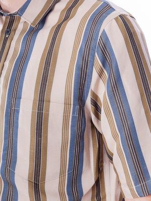 Samsøe Samsøe Taro NP Shirt Orion Blue Stripe