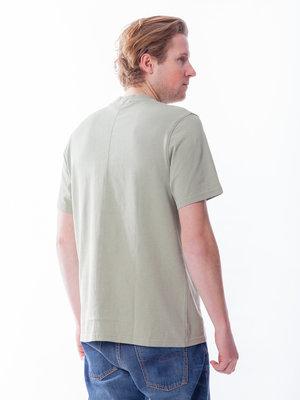 Samsøe Samsøe Norsbro T-Shirt Seagrass