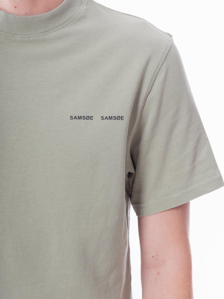 Samsøe Samsøe Samsøe Samsøe Norsbro T-Shirt Seagrass