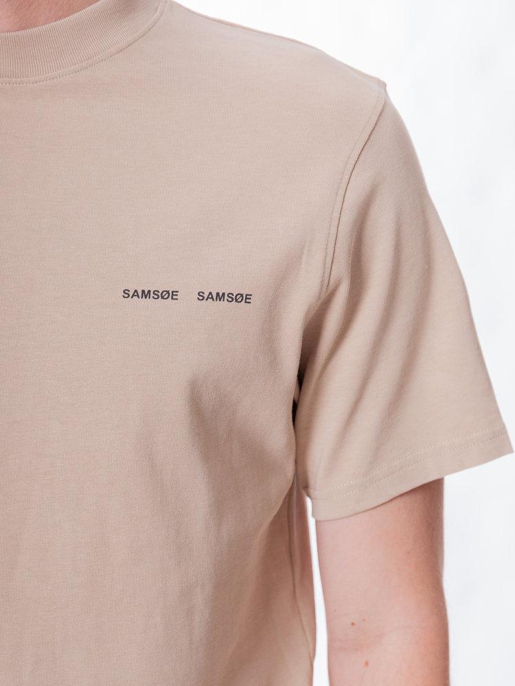 Samsøe Samsøe Norsbro T-Shirt Humus